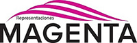 Representaciones Magenta Logo